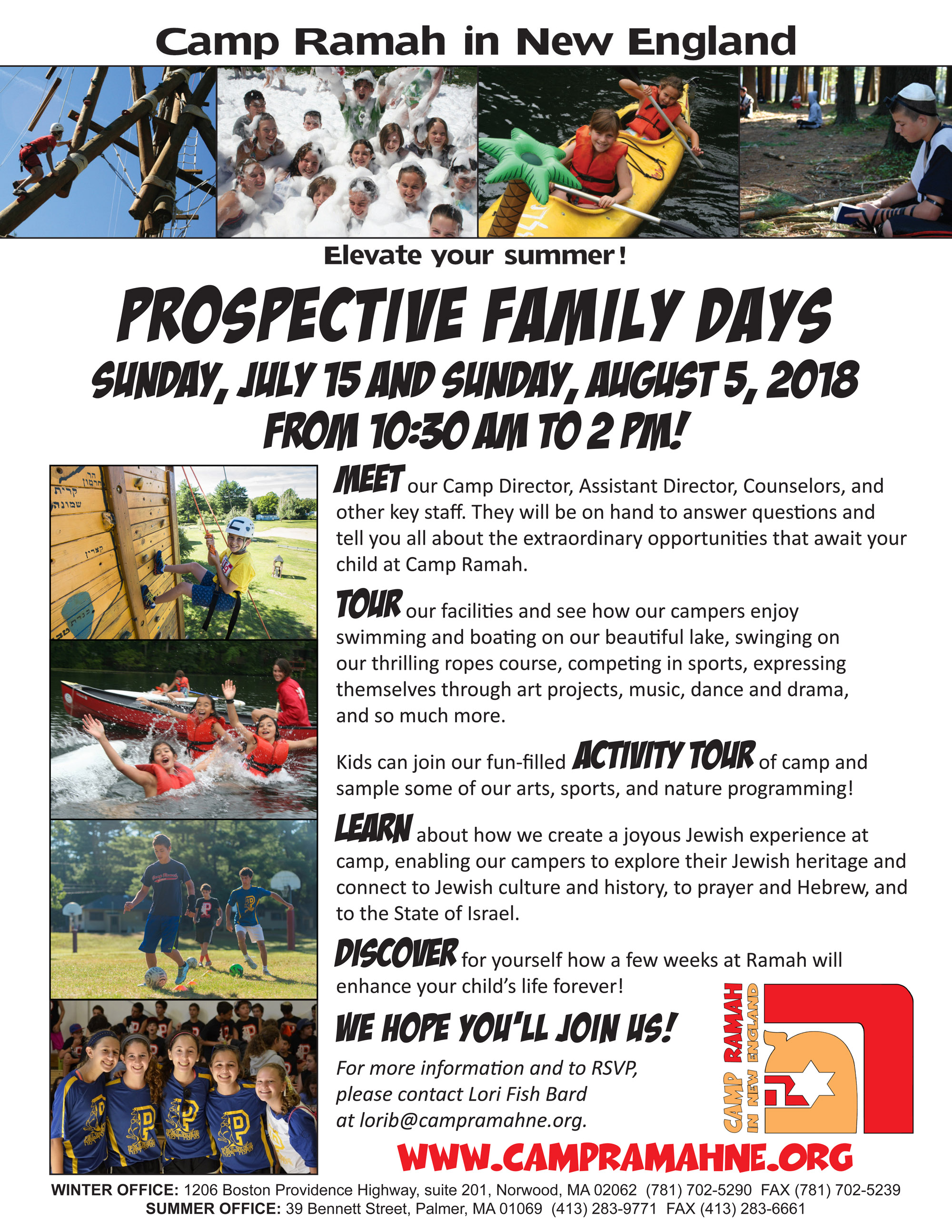 News & Updates Archives - Page 2 of 4 - Camp Ramah
